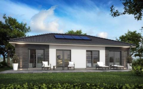 Scanhaus Marlow baumesse com baumesse bauen wohnen renovieren energiesparen