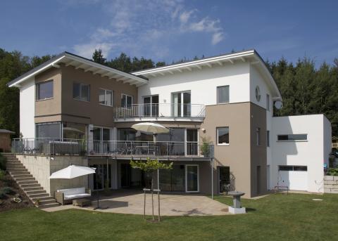 baumesse bauen wohnen renovieren energiesparen. Black Bedroom Furniture Sets. Home Design Ideas