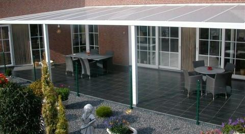 aluminium terrassen berdachung. Black Bedroom Furniture Sets. Home Design Ideas