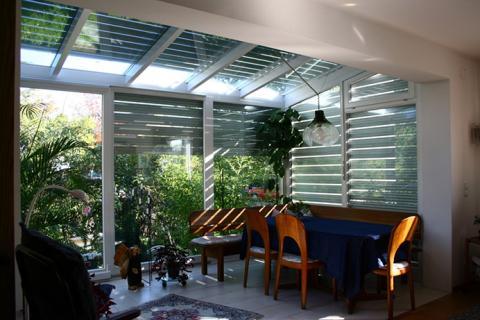 Wintergarten Rollladen wintergarten rollladen baumesse com